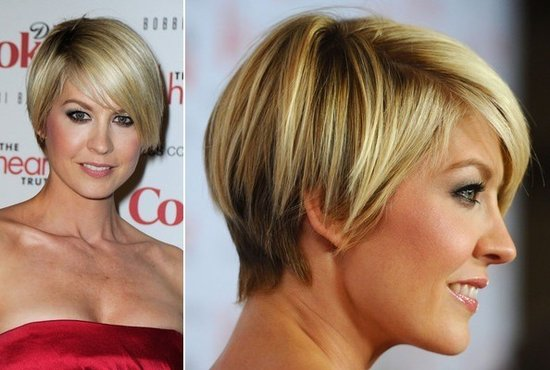 Razor layered haircut