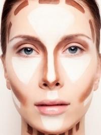 Как при макияже сделать меньше нос