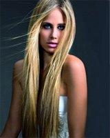 Лучшие прически для длинных светлых волос