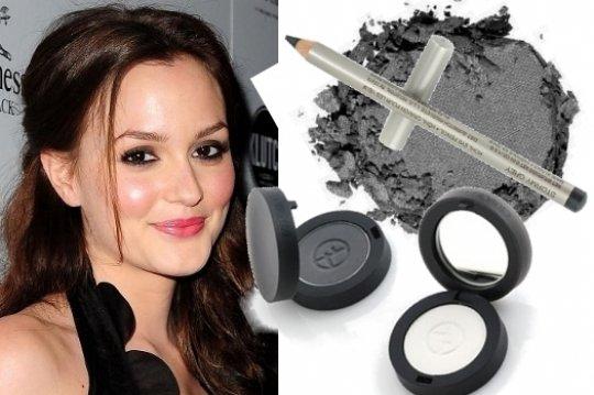 Серый дымчатый макияж