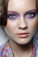 Макияж глаз, модный весной-летом 2011 года