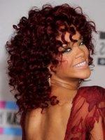 Красные и рыжие волосы — идеи от звезд