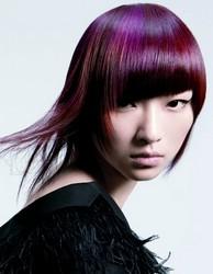 Окрашивание волос по 3D схеме