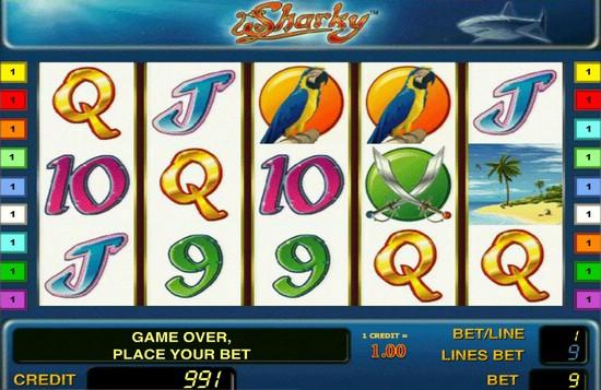 Игровой автомат пираты бесплатно на https://slot-sharky.net
